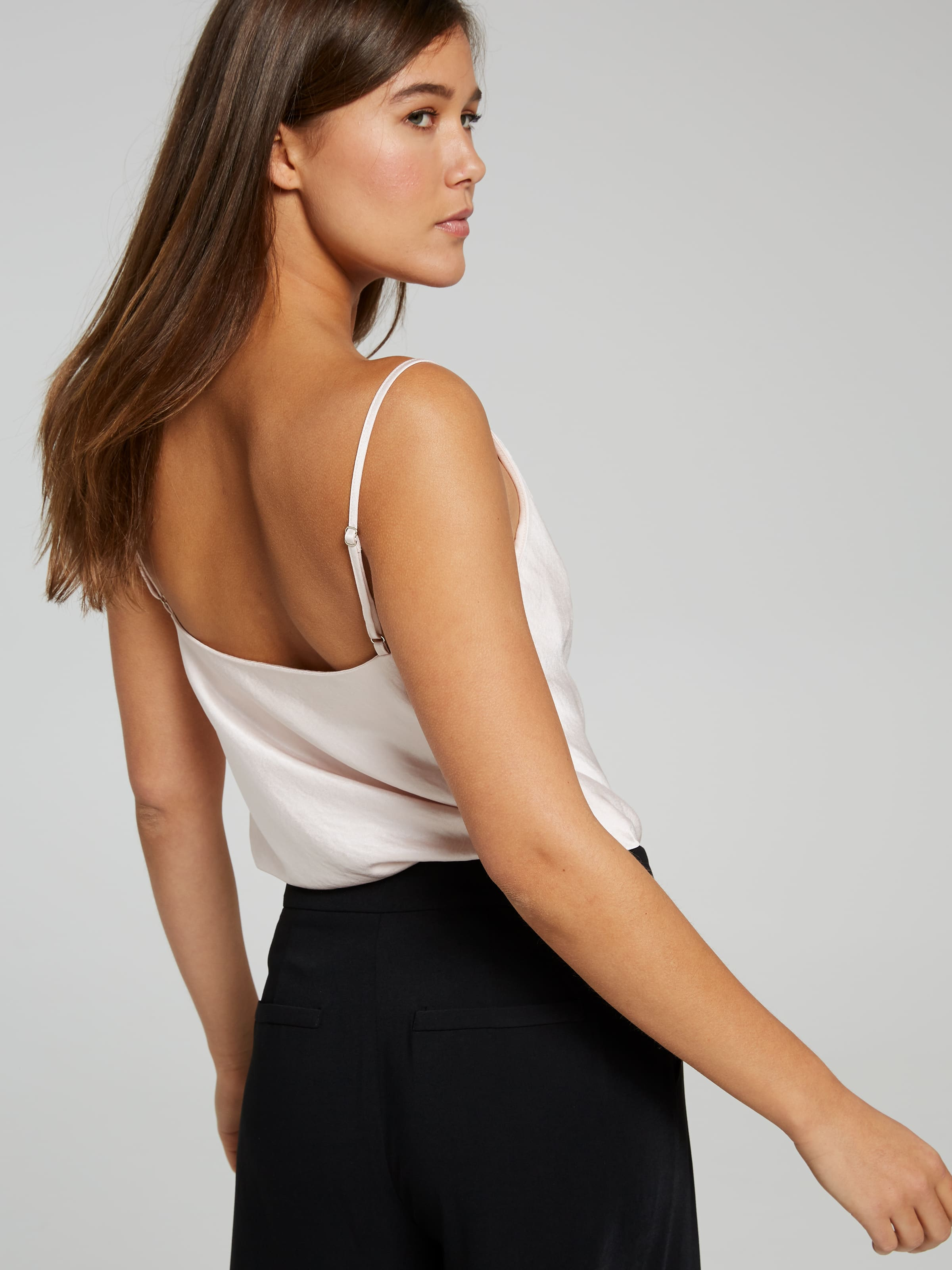 48af3f824c6116 ... Image for L.A Nights Cowl Neck Cami from Dotti Online ...