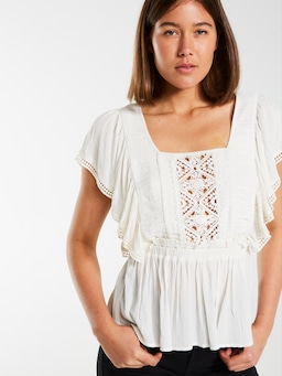 Florence Ruched Top