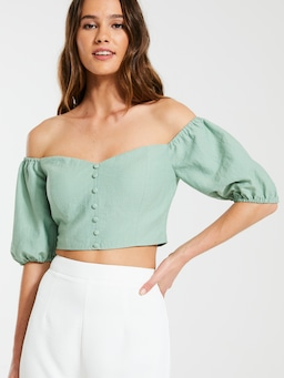 Valetta Off The Shoulder Top