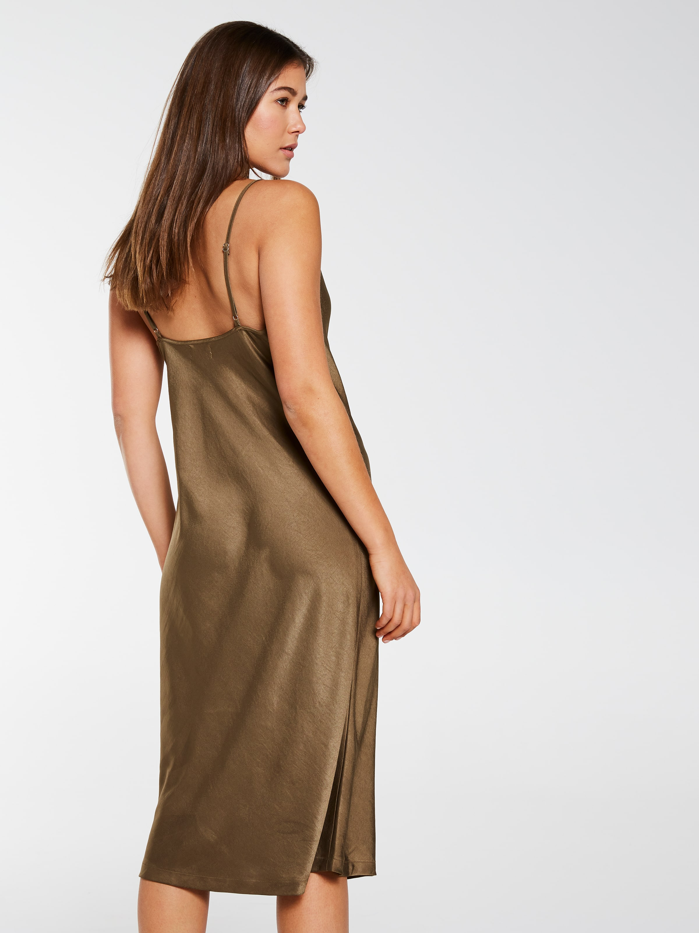 f37a9598cf26 ... Image for The Bond Slip Dress Midi Dress from Dotti Online ...
