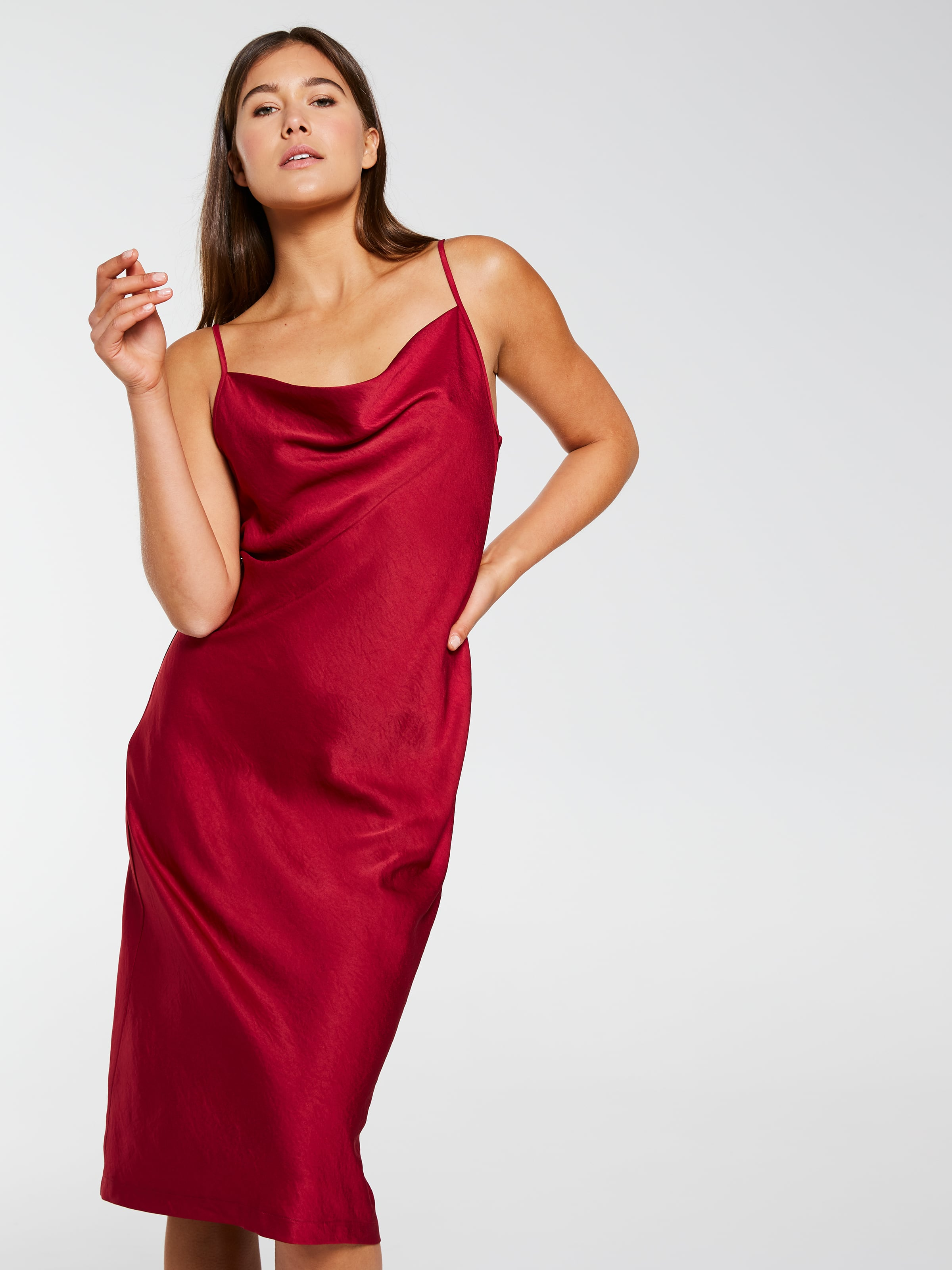 Dotti The Bond Slip Dress Midi Dress