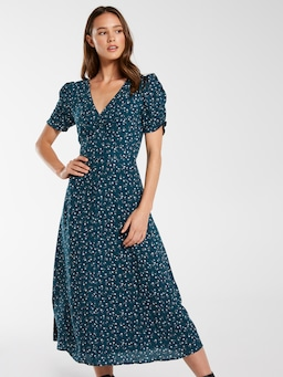 Luna Maxi Tea Dress