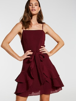 Helena Ruffle Dress