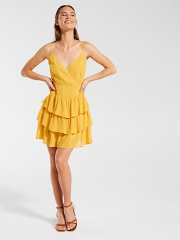 Summer Nights Frill Dress