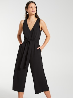 Morgan Sleeveless Jumpsuit