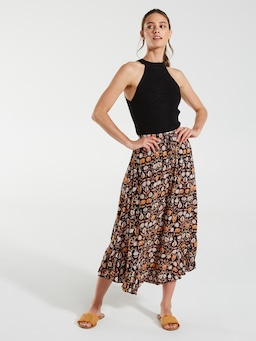 Endless Summer Maxi Skirt