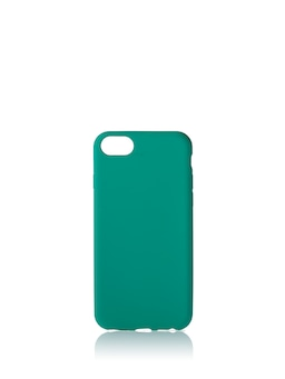 I6 I7 I8 Matte Peacock Phone Cover