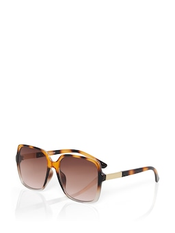 Margie Tort Gradient Sunglasses