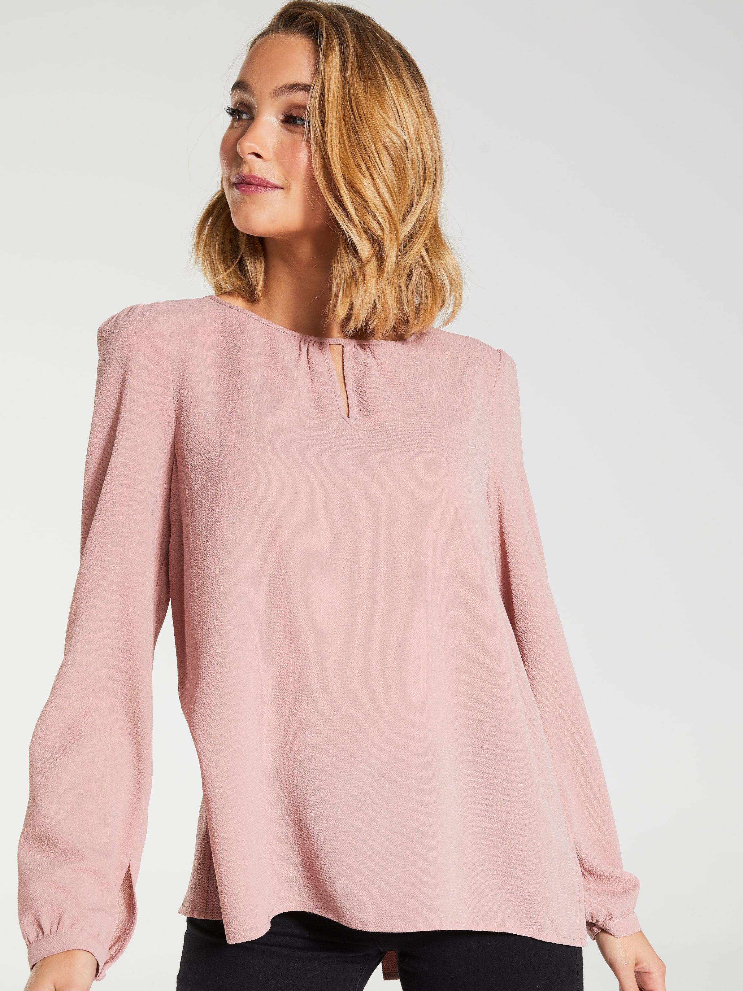 Ellery Long Sleeve Blouse
