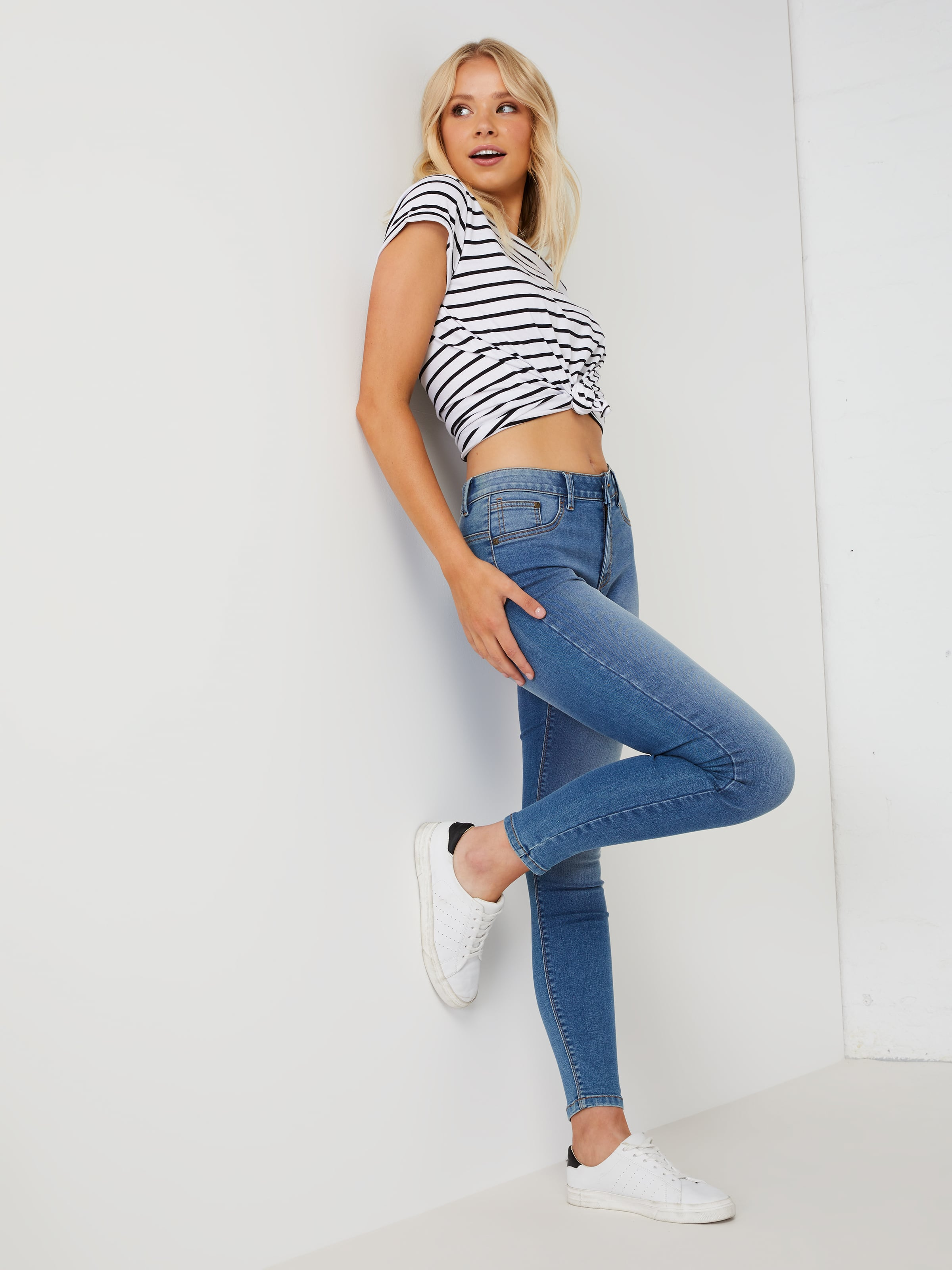 Peaches Push Up Jean