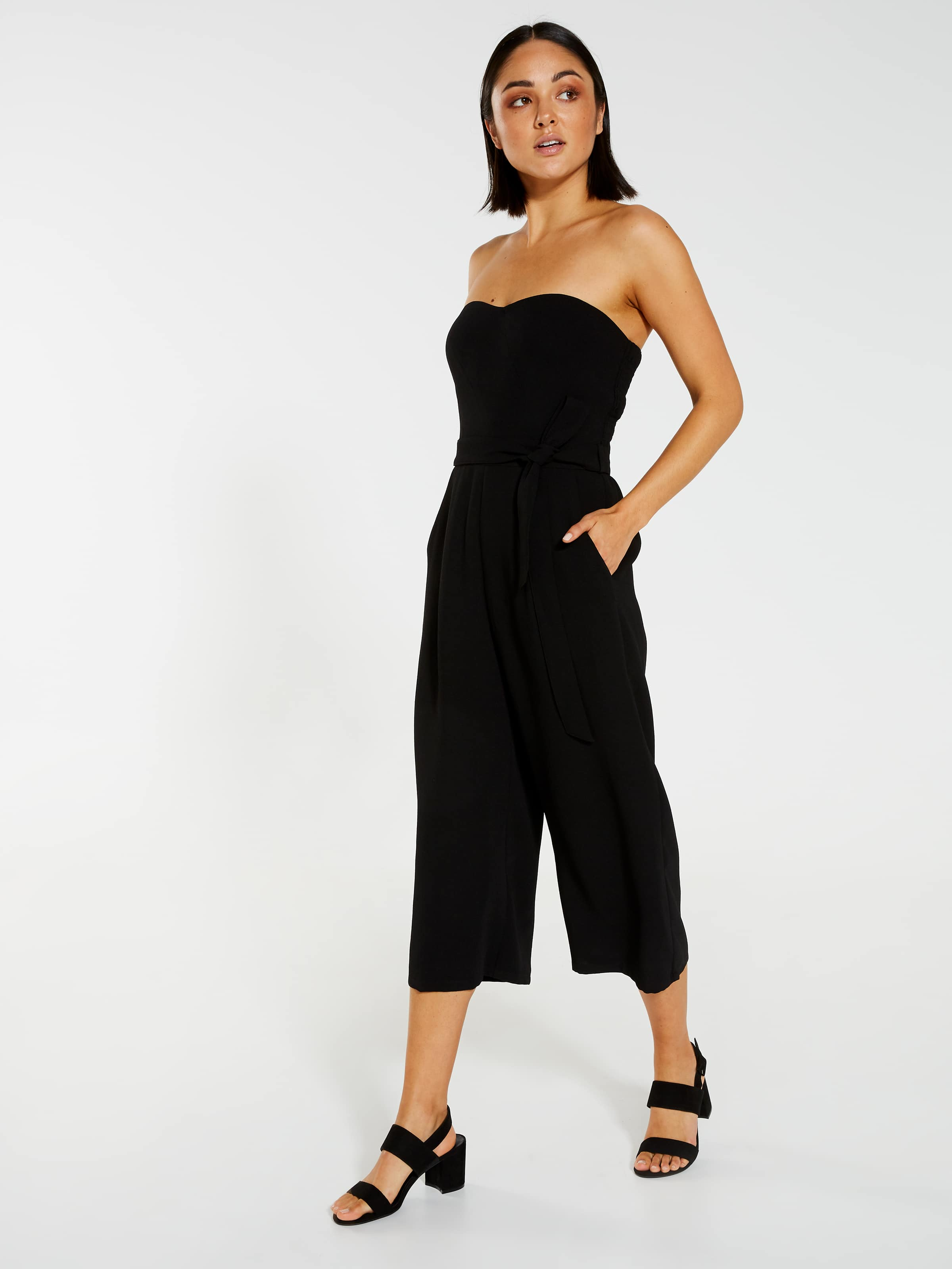 Cherry Blossom Culotte Jumpsuit