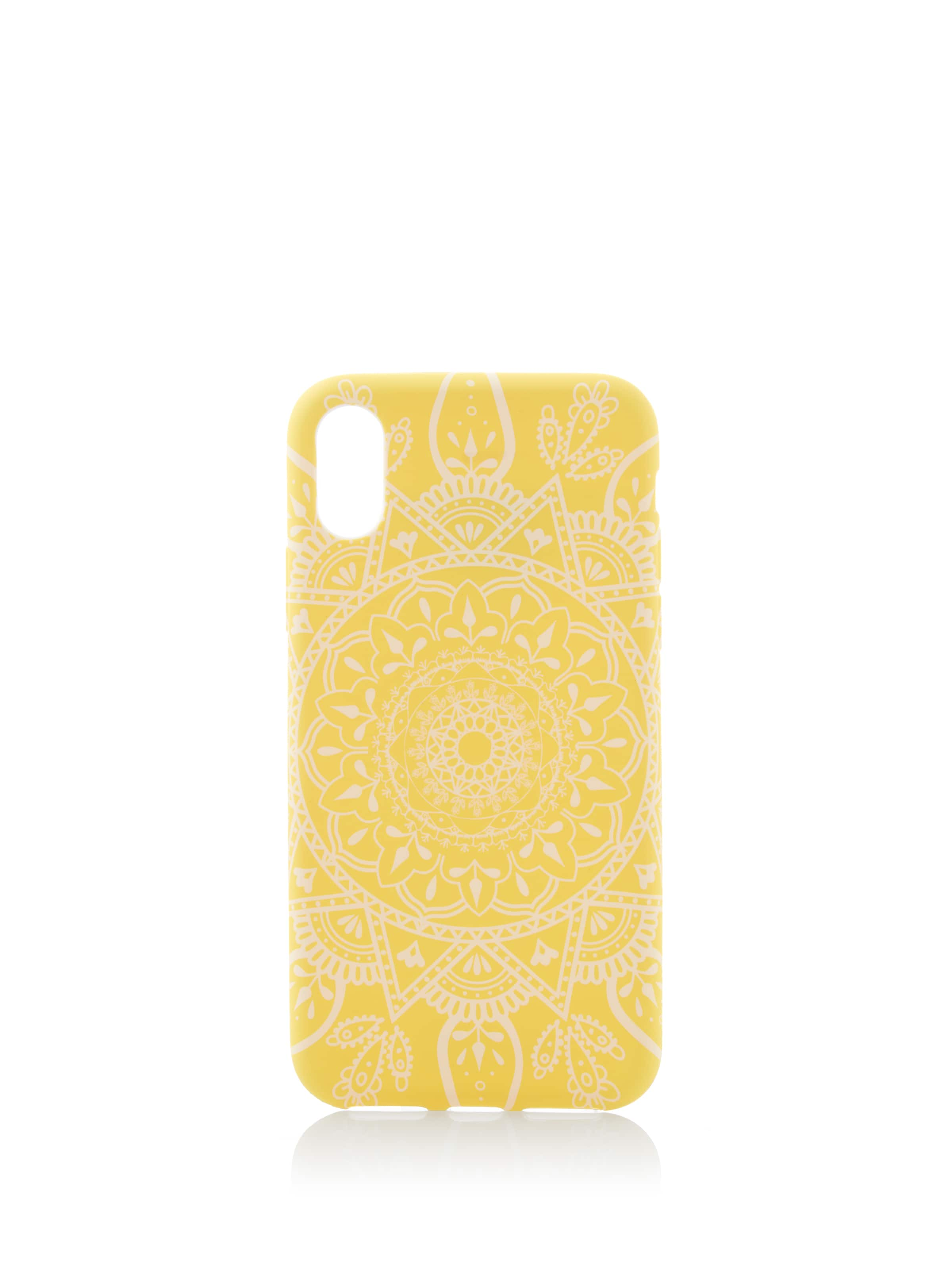 Xs Mandala Sunset Phone Cover